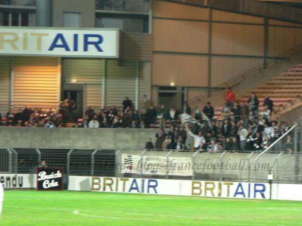 supporters vannetais