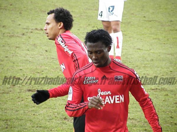 Gilmar remplace Ogunbiyi