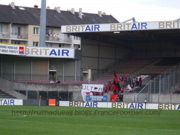 Supporters de Boulogne